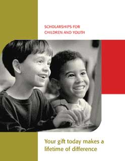 Scholarship for children and youth